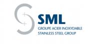 logo SML groupe acier inoxydable